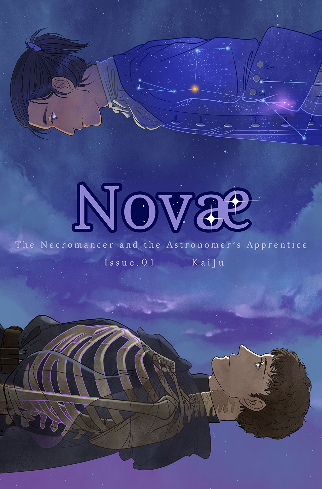 Novae #1 Review