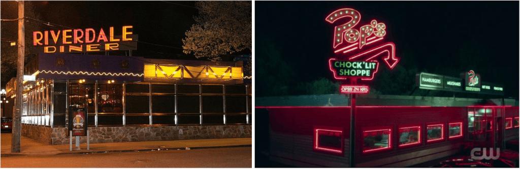 Riverdale Diner Bronx, NY / Pops Diner, Riverdale...similar?