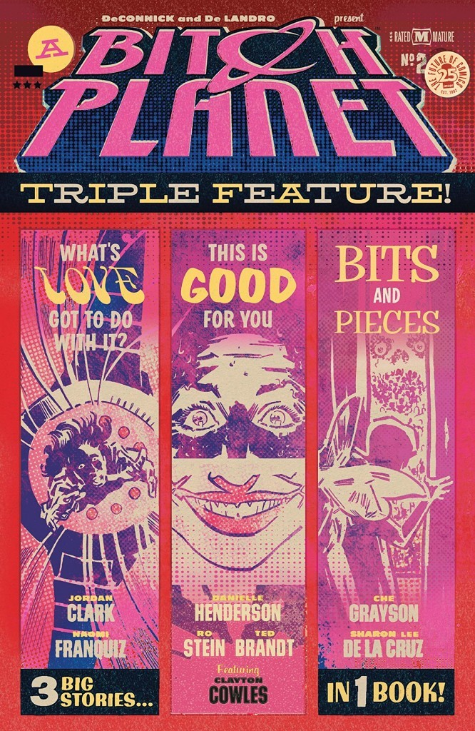 Bitch Planet: Triple Feature #2 Review