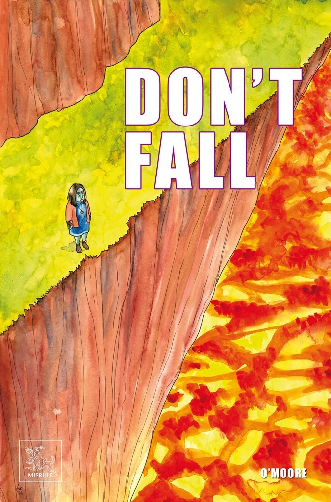A One-Shot Comic 'Don't Fall' is a Tale of Peril & Discovery