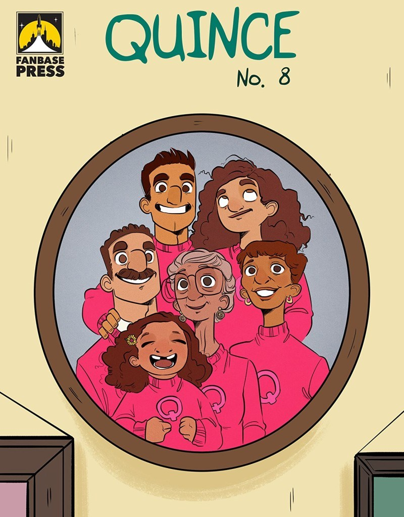 Quince #8 Review