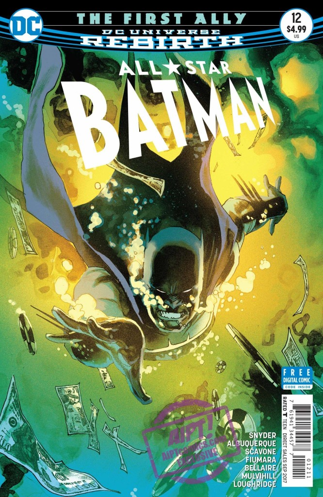 All Star Batman #12 Review