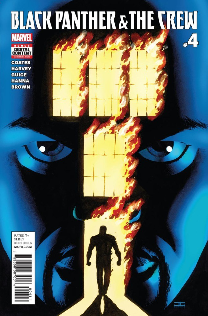 Black Panther & The Crew #4 Review