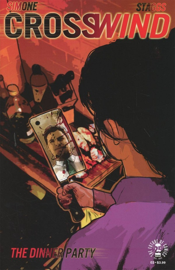 Crosswind #2 Review