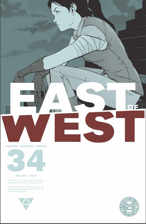 East of West #34 Review