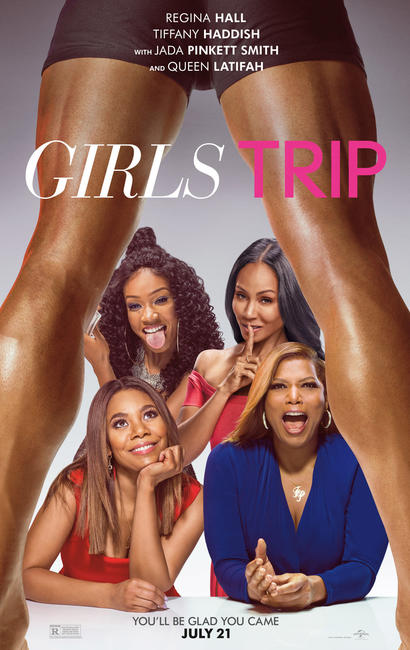 Bish You Thought: 'Girls Trip' Is the R-Rated Comedy that Wins