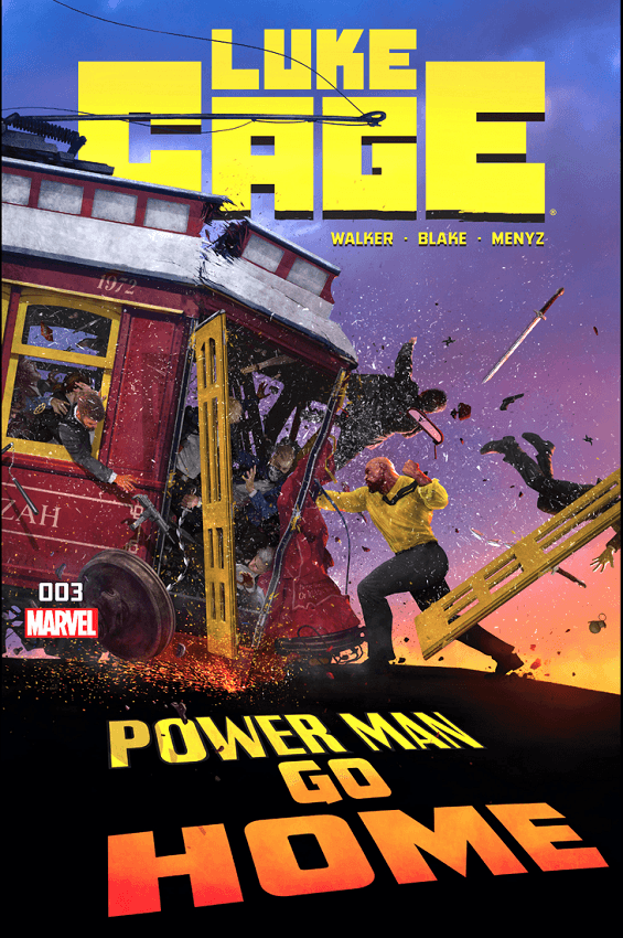 Luke Cage #3 Review