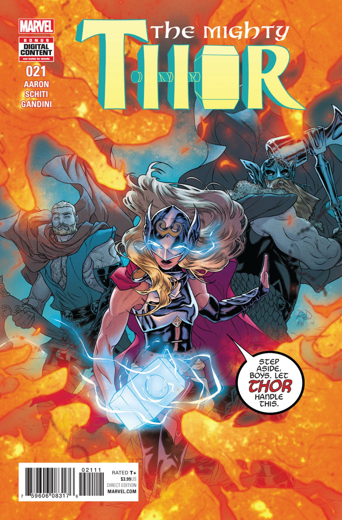 The Mighty Thor #21 Review