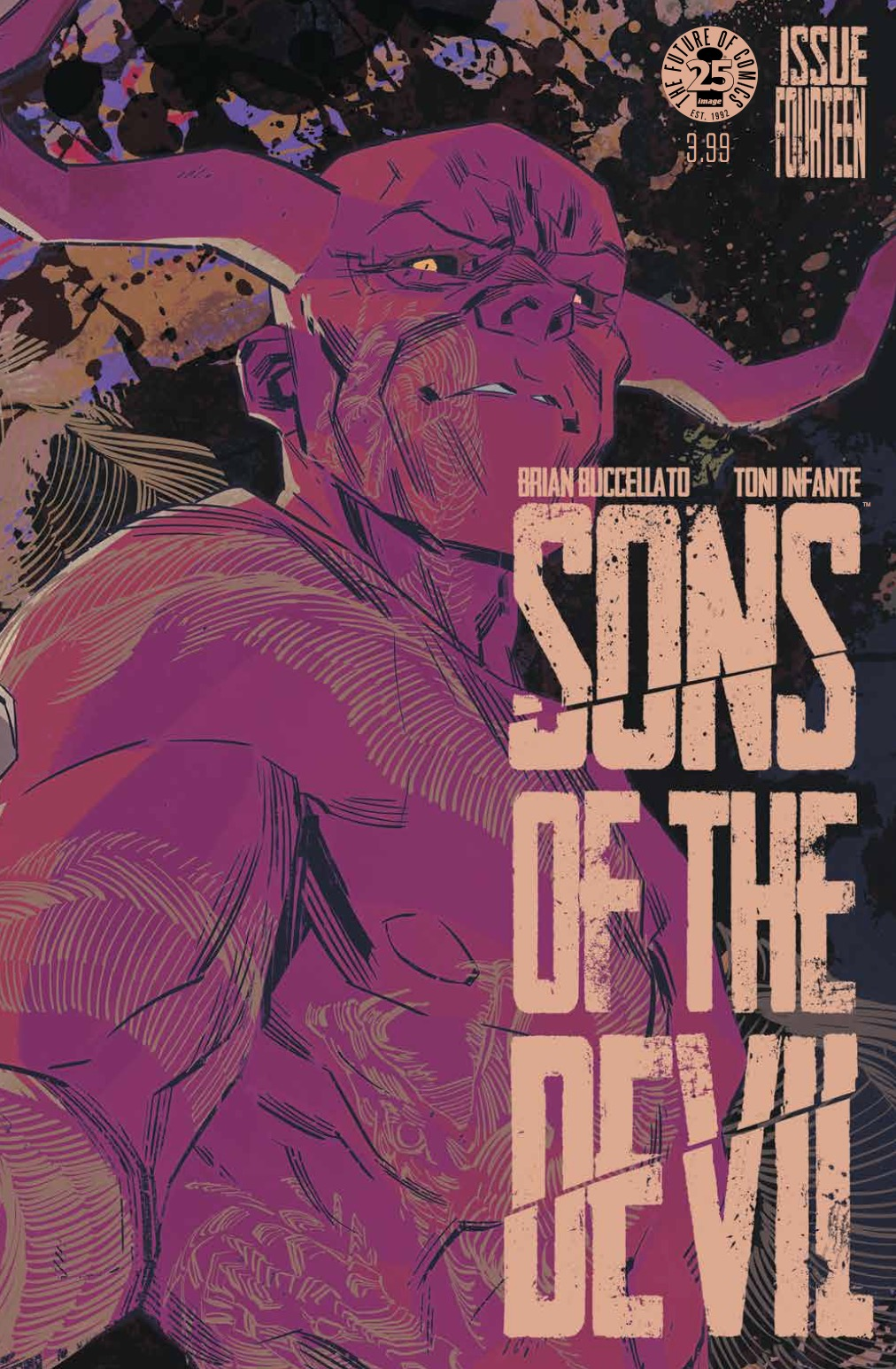 Sons of the Devil #14 Review