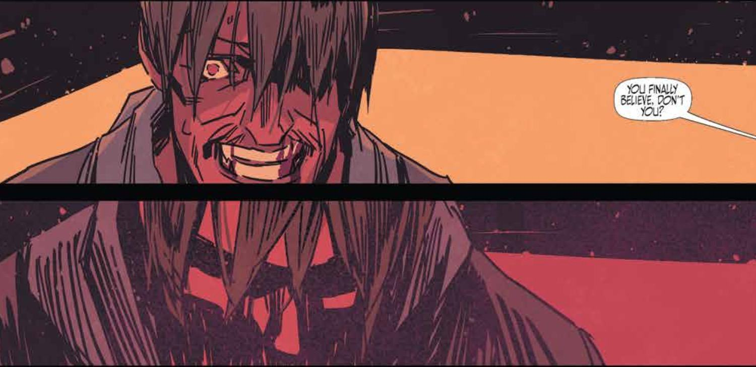 Sons of the Devil #14 Panel