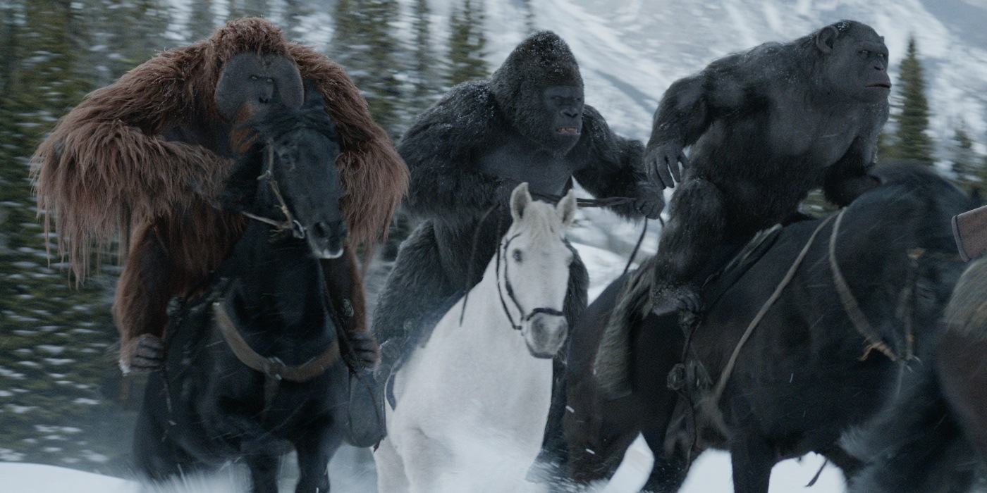 """While Imperfect, """"War for the Planet of the Apes"""" Concludes an Unlikely Blockbuster Series"""