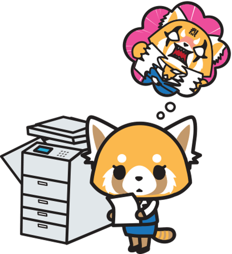 Aggretsuko: The Red Panda Office Manager Saying Everything You Want To Shout Out At Your Co-Workers