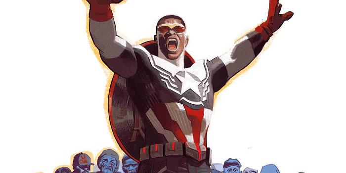 Sam Wilson as Captain America: Short Lived, Memorable Greatness