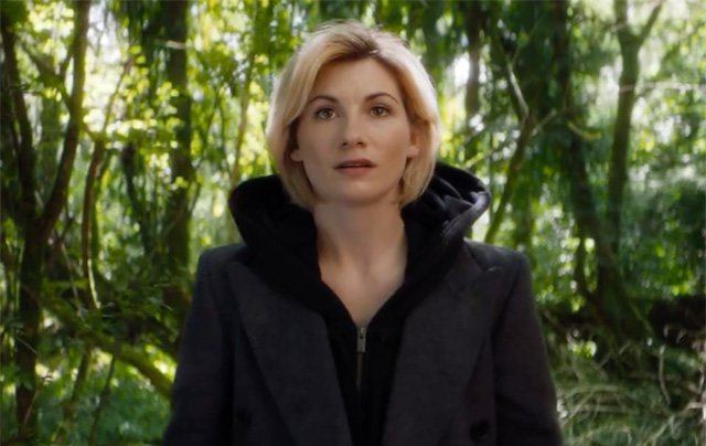 New Doctor, Who Dis?: Jodie Whittaker Steps Out The Tardis As The New Doctor Who
