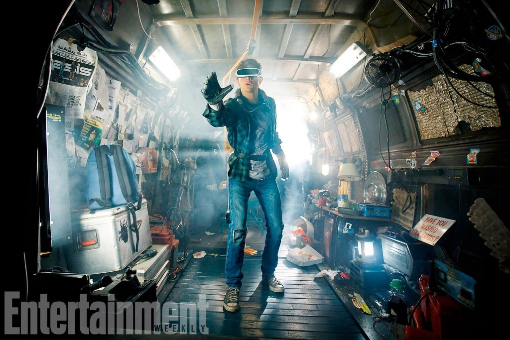 Ready Player One Trailer: Put Your Quarter Down and Come Get This Arcade Ass Whooping Gamer