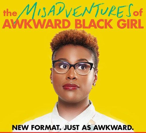 2.Awkward Black Girl