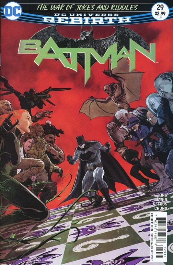 Batman #29 Review