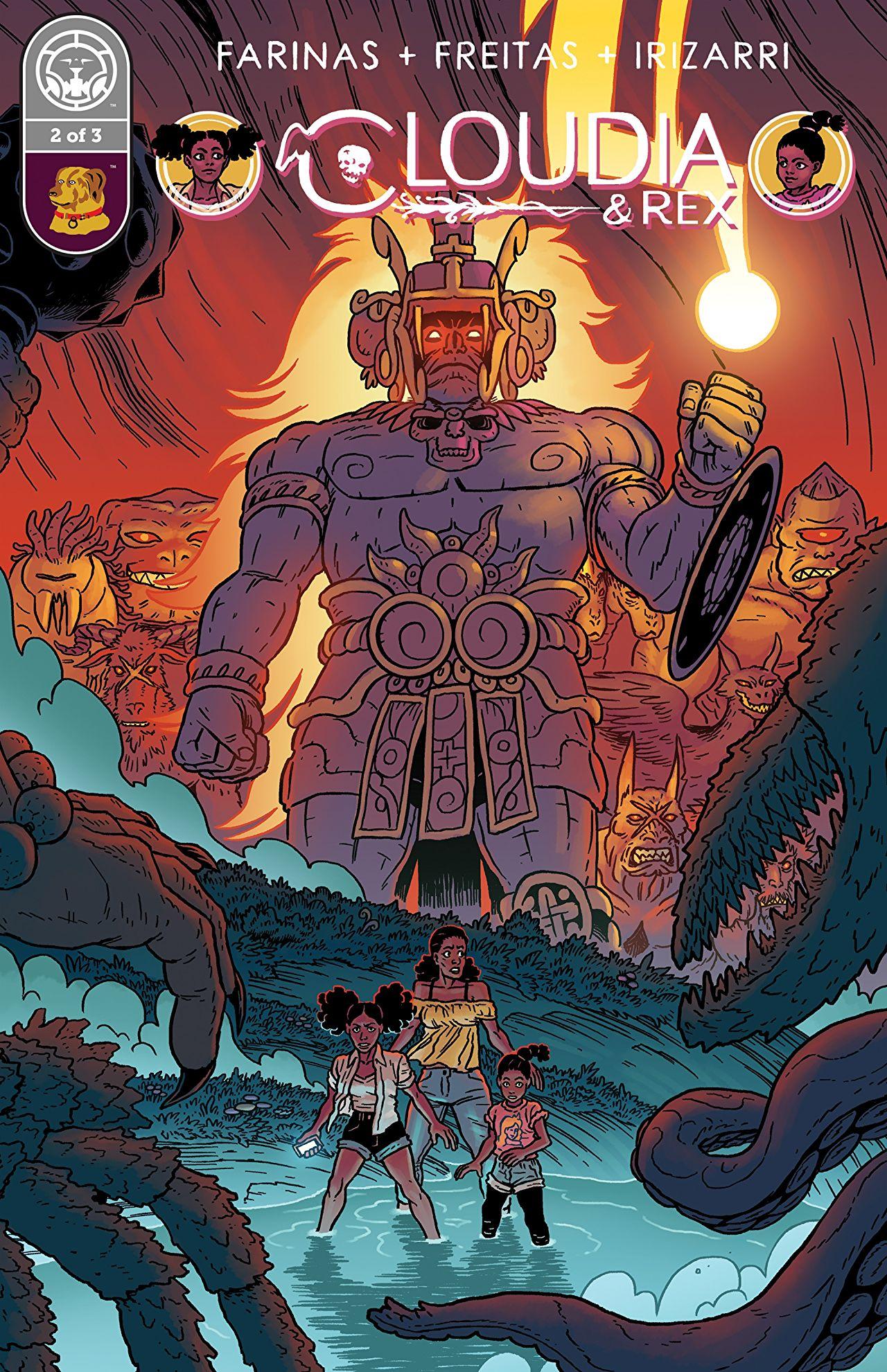 Cloudia & Rex #2 Review