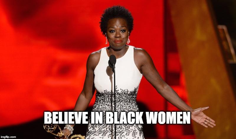 Believe Black Women Viola2