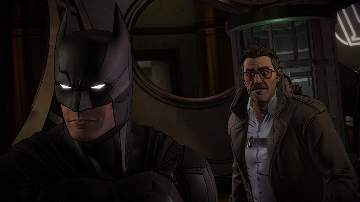 Batman: Enemy Within – Episode One ' Enigma' Review (Video)