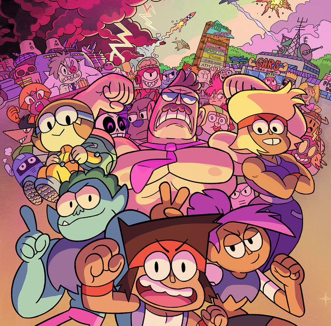 OK K.O. Let's Be Heroes! Might be One of the Purest Shows to Ever Exist