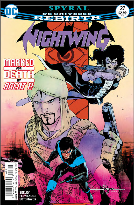 Nightwing #27 Review