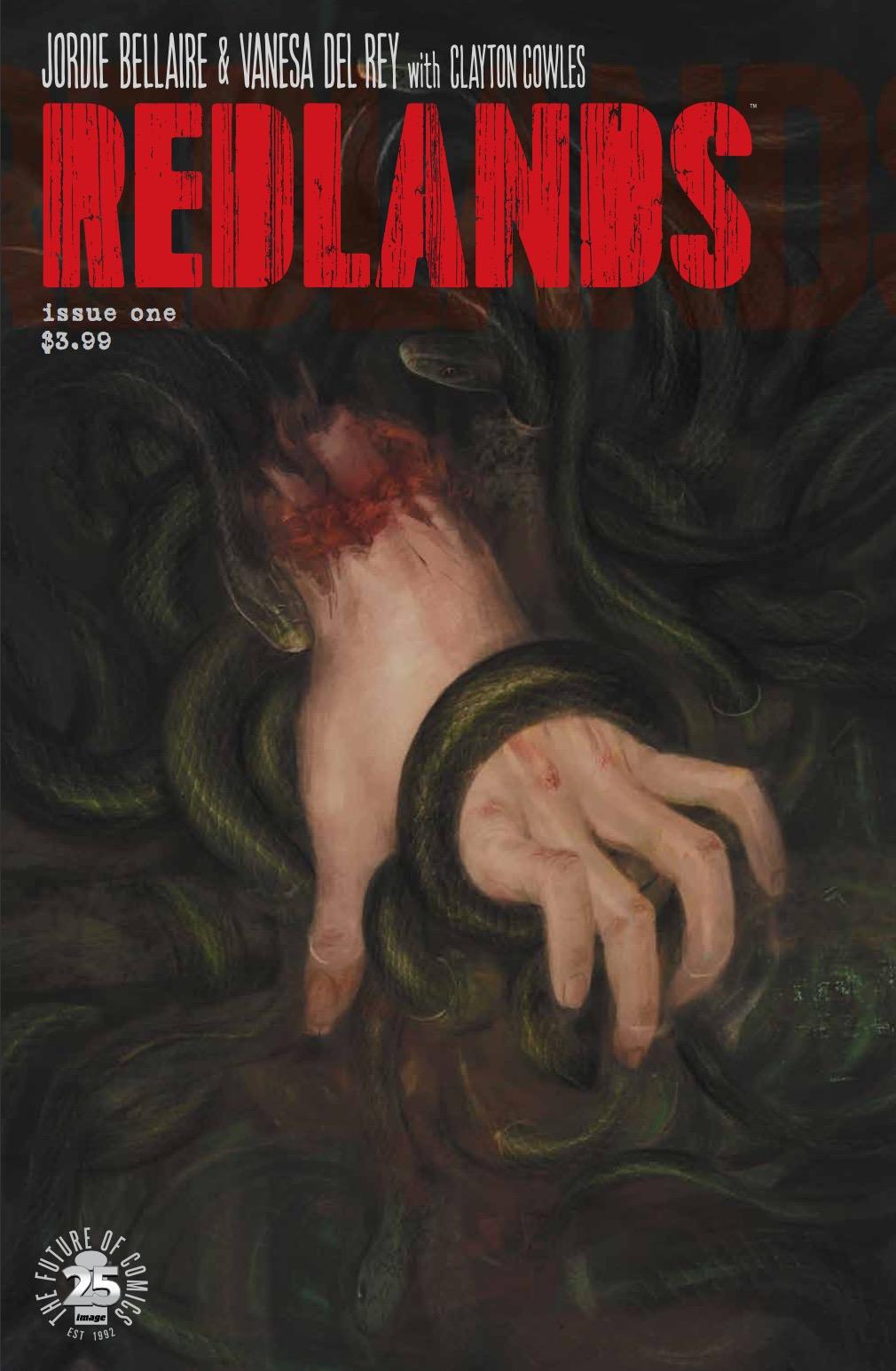 Redlands #1 Review