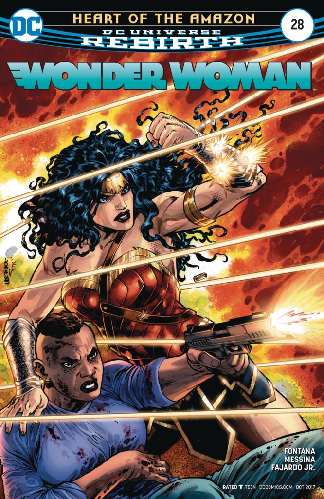 Wonder Woman #28 Review