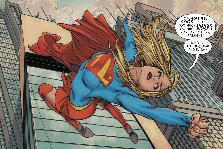 Supergirl #12 Panel 2