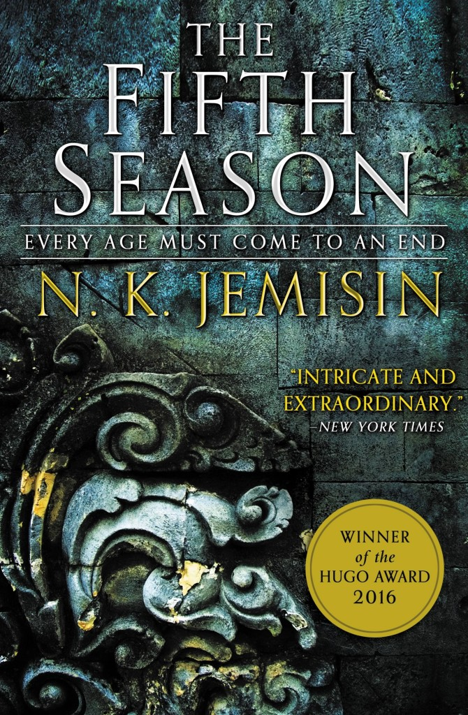 N.K. Jemisin's Hugo-winning The Fifth Season coming to TNT