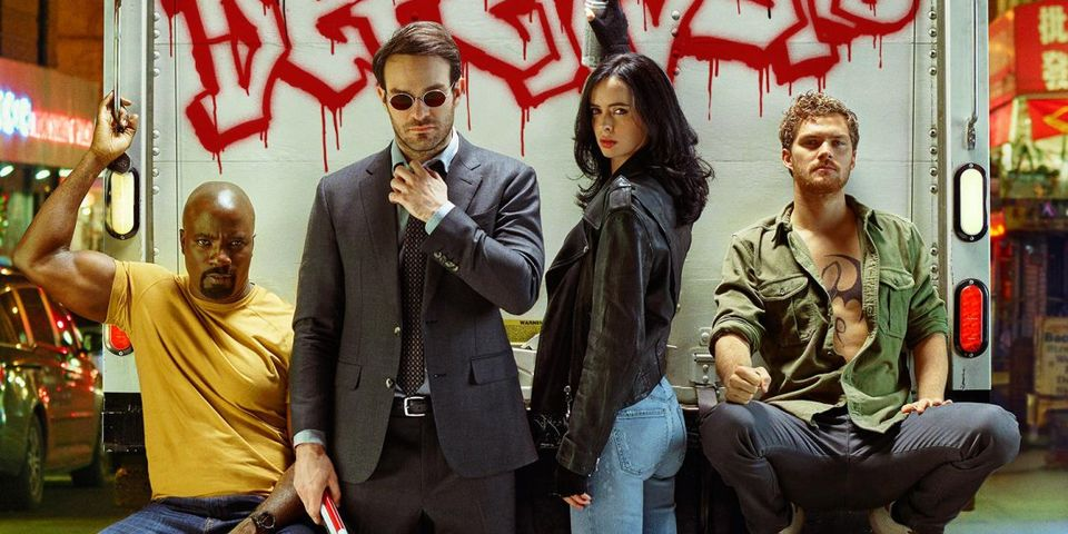 From Daredevil to Iron Fist, a Ranking of Marvel's Defenders