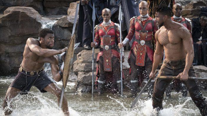 Black Panther Erik Killmonger