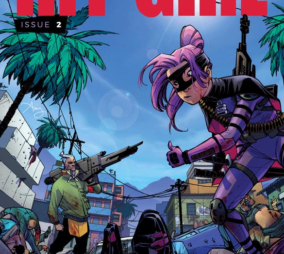 Hit-Girl Vol. 2 #2