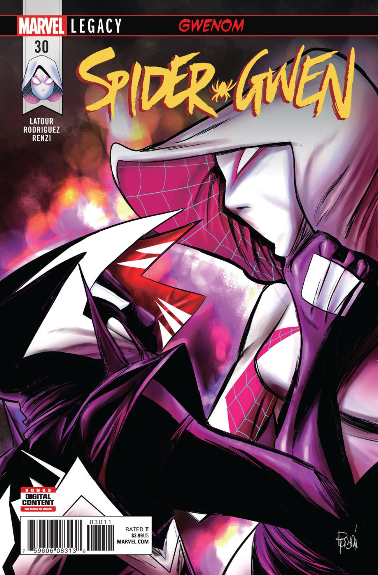 Spider-Gwen #30
