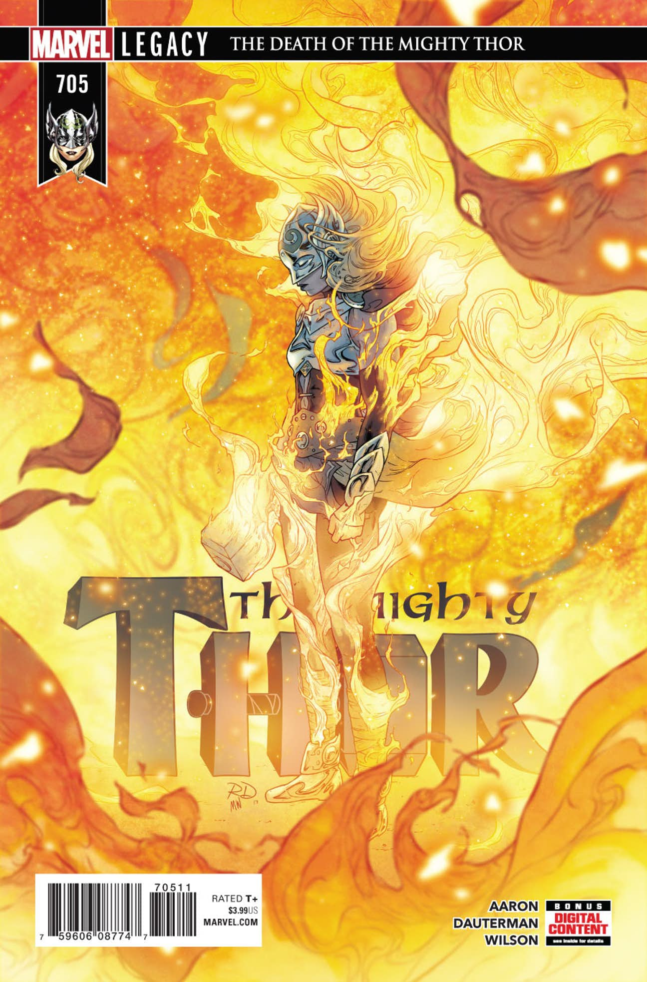 The Mighty Thor #705