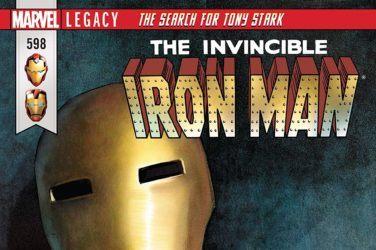 Invincible Iron Man #598