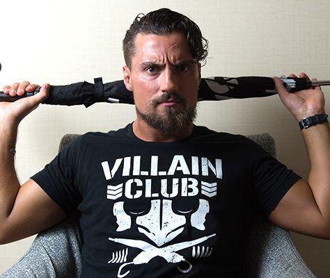Marty Scurll Villain Club