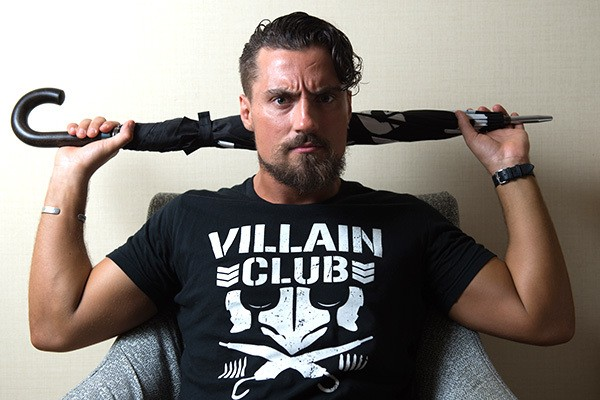 Marty Scurll Villain Club