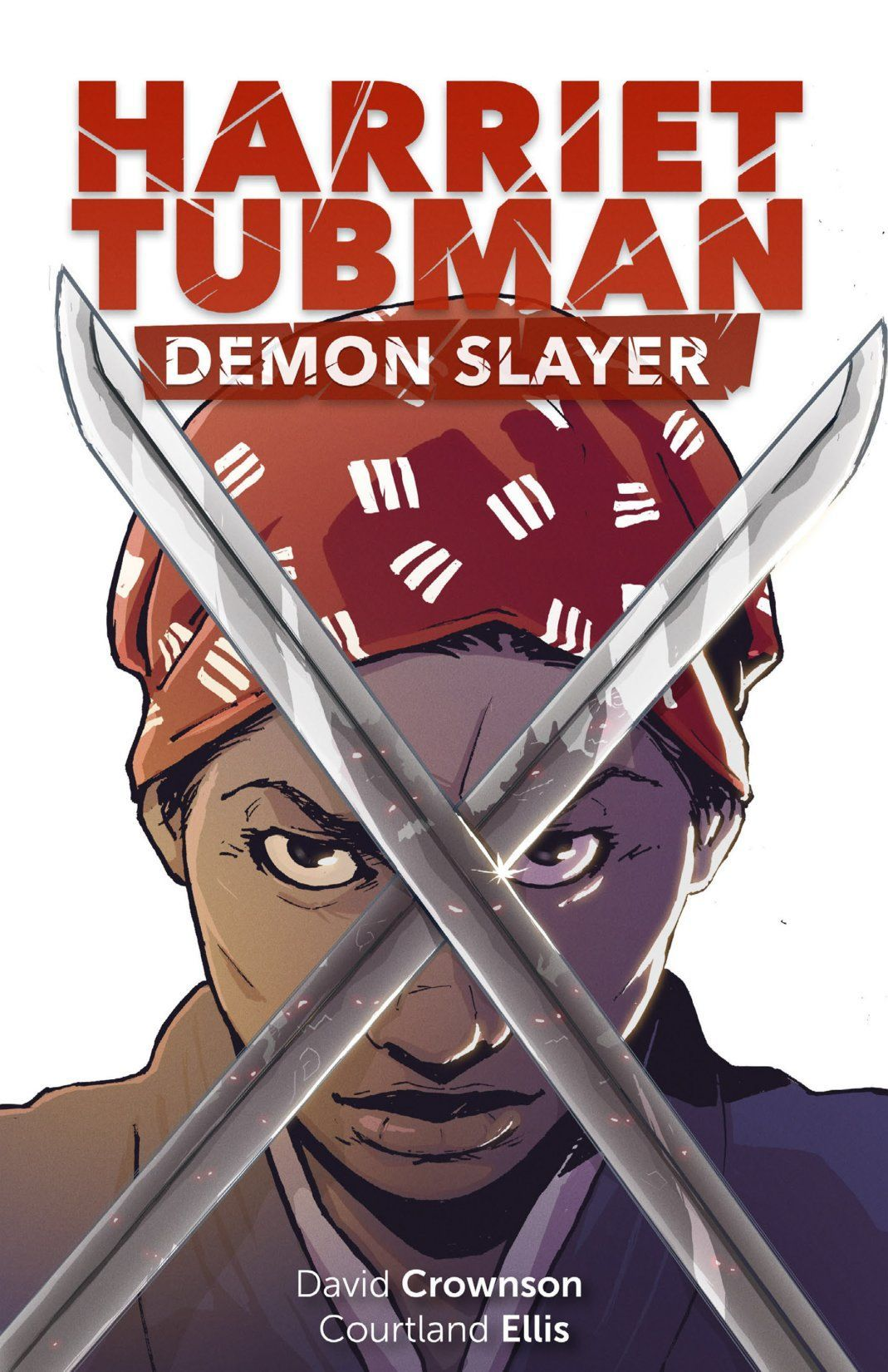 Harriet Tubman Demon Slayer