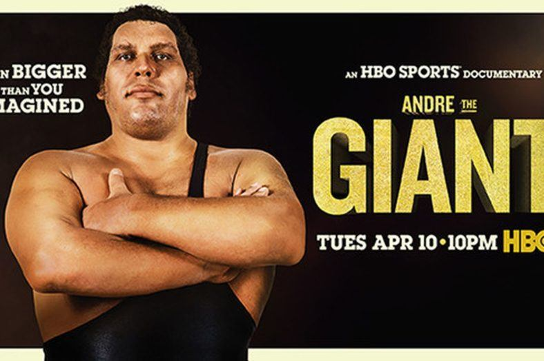 HBO's Andre The Giant