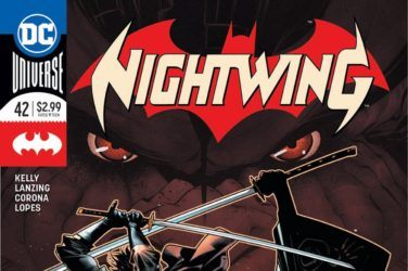 #Nightwing #42