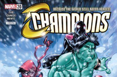Champions #20