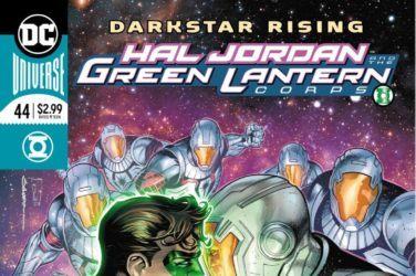 Hal Jordan and the Green Lantern Corps #44
