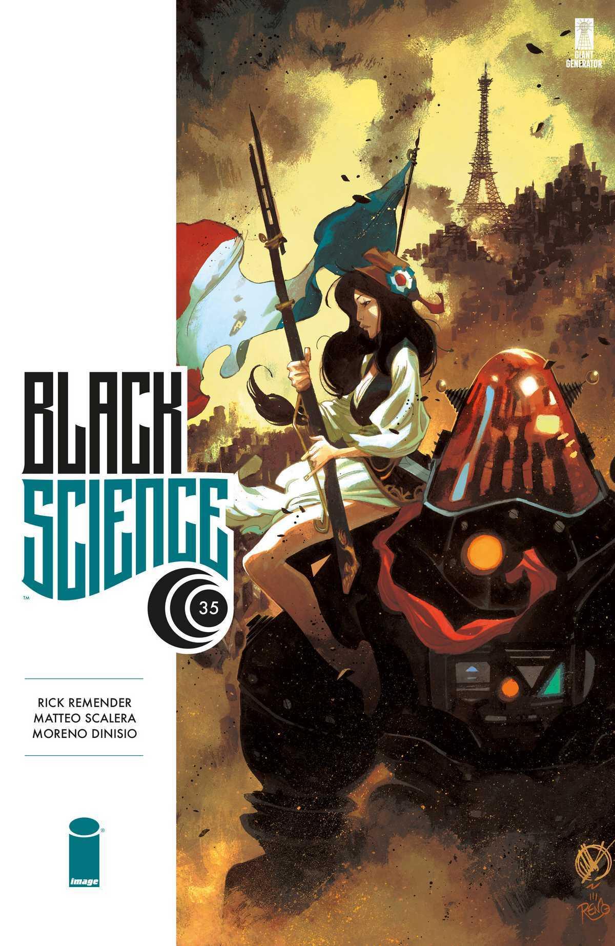 Black Science #35