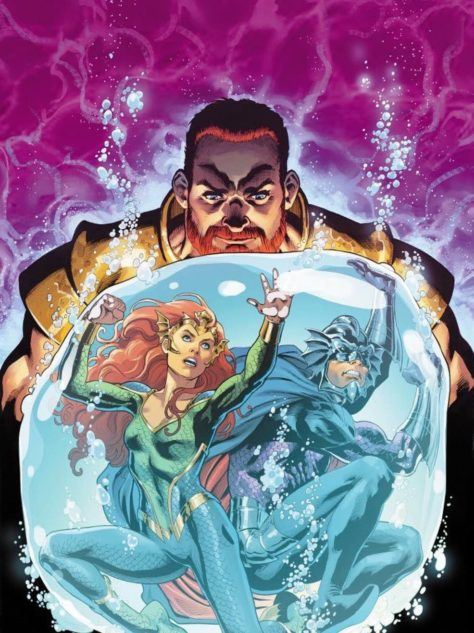 Mera Queen of Atlantis #4