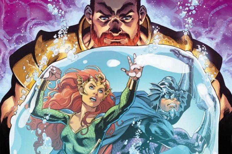 Mera Queen of Atlantis #4