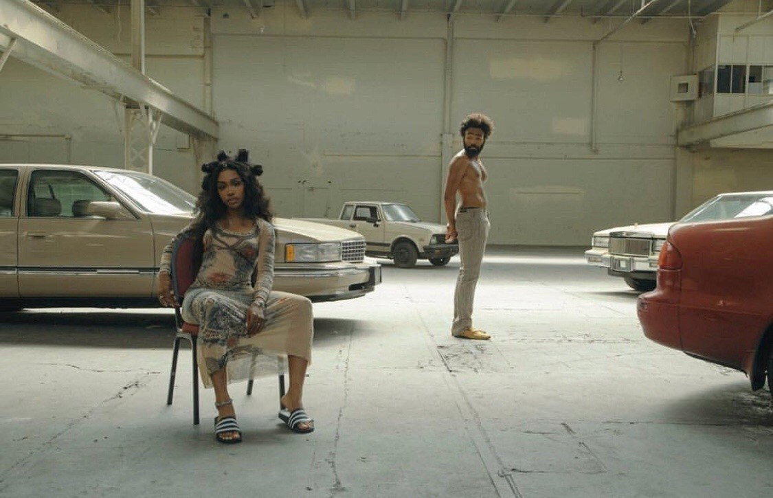 Donald Glover This is America