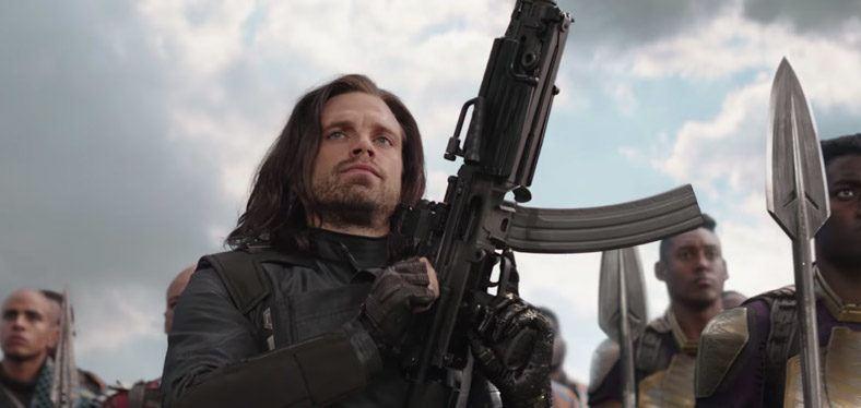 Bucky Infinity War