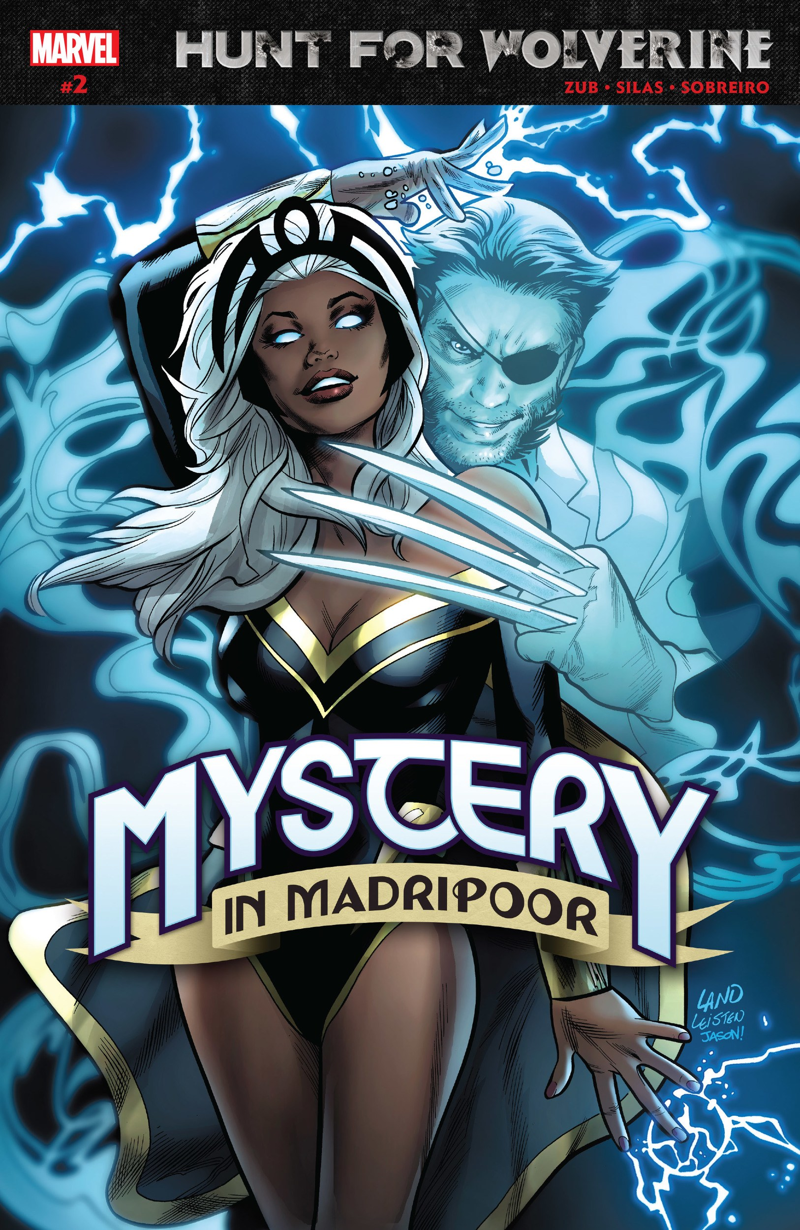 Hunt For Wolverine: Mystery in Madripoor #2 Review - Black Nerd Problems