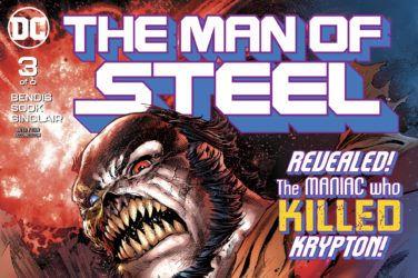 Man of Steel #3